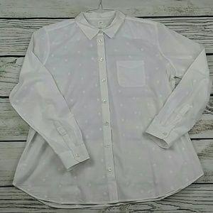 Ann Taylor LOFT The Softened Shirt